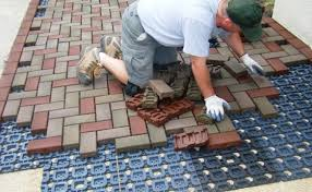 How To Cover A Concrete Patio With Pavers Concrete Or Pavers For Patio Pavers Existing Patio Patio