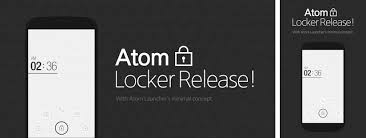 atom launcher apk atom locker apk version 1 0 7 dlto atom locker