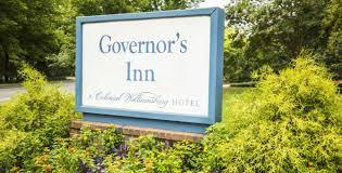 governor u0027s inn colonial williamsburg resorts