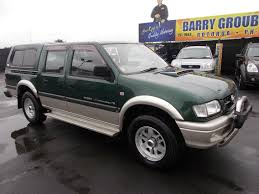 renault rodeo holden rodeo d cab 2wd diesel barry grouby motors