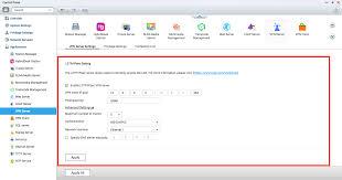 Home Vpn by How To Set Up A Qnap Nas As A Vpn Server Qnap