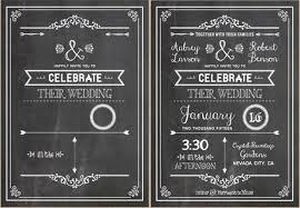 chalkboard wedding invitations chalkboard invitation template free purplemoon co