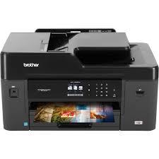 brother mfc j6530dw all in one inkjet printer mfcj6530dw b u0026h