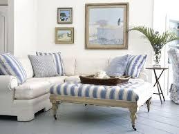 blue and white ottoman blue ottoman coffee table facil furniture