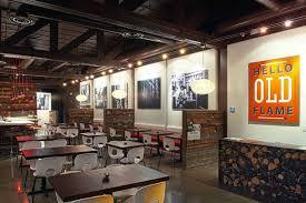 Pizza Restaurant Interior Design Ideas Fire Artisan Pizza By Hdg Architecture Coeur D U0027alene U2013 Idaho