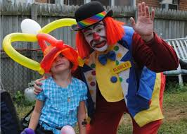 rent a clown for a birthday party bubbles the clown 410 719 1405 baltimore clown