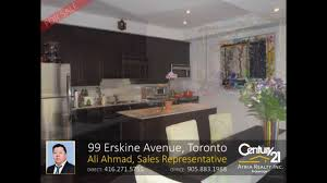 99 erskine avenue toronto home for sale by ali ahmad sales 99 erskine avenue toronto home for sale by ali ahmad sales representative