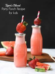 Totally Awesome Party Punch Ideas Kids Party Punch Birthday Party Ideas