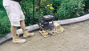 Gravel For Patio Base Interlock Stone Pavers Installation Of Driveways Patios Pool Decks