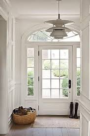 What Is A Foyer In A House This Front Door And Dining Entry With Fewer Windows In And Around