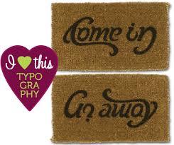 Doormat Leave Say Hello Then Bye Bye Come In Go Away Doormat
