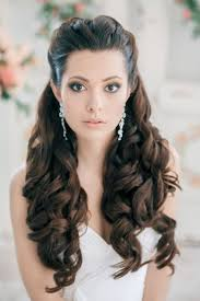 wedding long hairstyles 2017