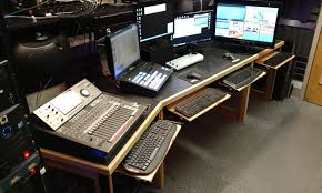 Home Studio Mixing Desk by Tr One Productions U2013 Video Editing Services And Broadcasting
