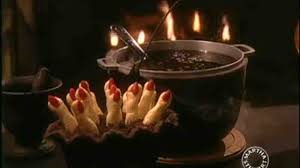 spooky halloween pics video spooky halloween finger cookies martha stewart