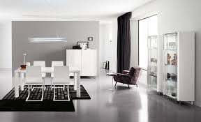 Stylish And Functional Modern Dining Room Furniture For Your - White modern dining room sets