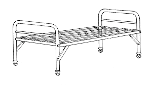 camp bed wikipedia