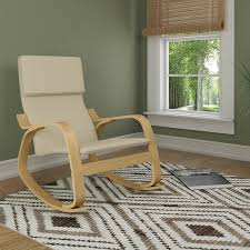 Modern Nursery Rocking Chair Contemporary Rocking Chair In Very Fashionable Design Marku Home