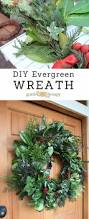 gardening for your front door making a fresh wreath