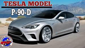 2016 car review tesla model p 90d youtube