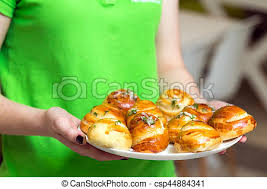 cuisiner chignon frais plaque délicieux chignons tenue frais serveuse plaque