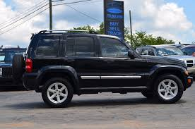 used jeep liberty rims 2006 used jeep liberty 4dr limited at import auto serving