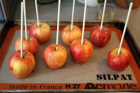 diy halloween caramel apples halloween recipes bay area bites