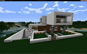 project houses modern house real minecraft project