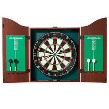 Dart Board Cabinet Plans Bristle Dart Board In Cabinet Target Australia