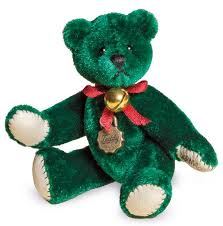miniature fir tree green teddy by teddy hermann 6cm the