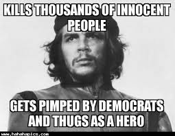 Who Is This Meme - alt right fascist memes spread lies about che guevara