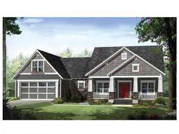 single story house plans with large porch homes zone
