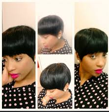 short bob quick weave hairstyles haircuts black