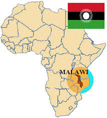 africa map malawi clean water for malawi