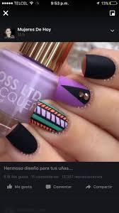 104 best uñas images on pinterest make up hairstyles and enamel
