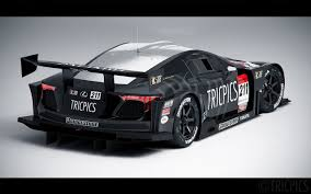 lexus lfa concept supergt gt500 lf a concept 3 by the ic on deviantart