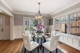 Wainscoting Dining Room New Wainscoting Dining Room U2014 John Robinson House Decor Height
