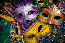marti gras mask a of venetian mardi gras mask or disguise on a
