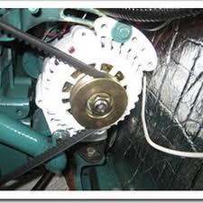 installing our balmar alternator team giddyup