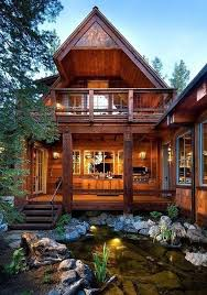 wood houses 35 awesome mountain house ideas home design and interior cabin