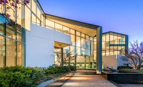 interior glass walls for homes perry is selling this 17 million california mansion money