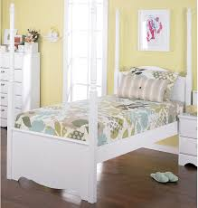 girls bed with canopy diamond dreams twin canopy bed the brick