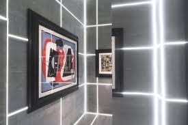 alexandre de betak designs futuristic exhibition space for galerie