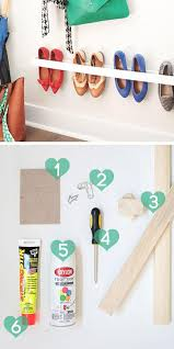 Ideas For Shoe Storage In Entryway 23 Diy Storage Ideas For Small Spaces Craftriver