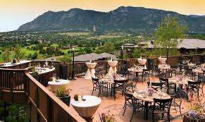 wedding venues colorado springs cheyenne mountain colorado springs a dolce resort venue