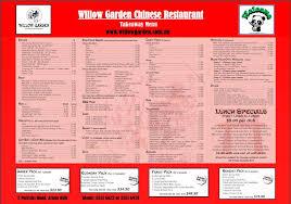 Family Garden Chinese Restaurant - willow garden chinese restaurant restaurants 2 patricks rd