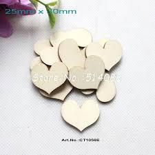 aliexpress buy 150pcs lot 25mmx 30mm plain unfinished wooden