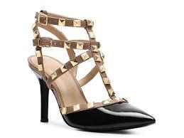 bcbgeneration darron two tone patent pump women u0027s shoes dsw