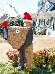Diy Outdoor Lawn Christmas Decorations 10 Awesome Christmas Crafts To Welcome Santa Properly Zoomzee Org