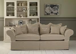 sofa im landhausstil landhaus sofa kariert schönheit wohnzimmer landhausstil