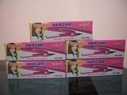 Catok Rambut Yg Kecil catok mini haidi pelurus curly rambut praktis febita shop